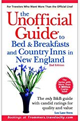 Unofficial Guide to B&Bs & Inns in New England