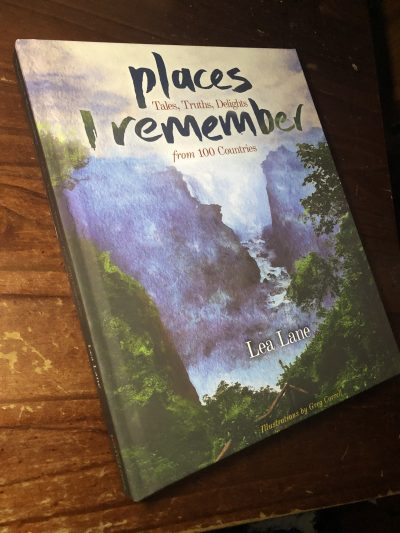 Places I Remember-HARDCOVER