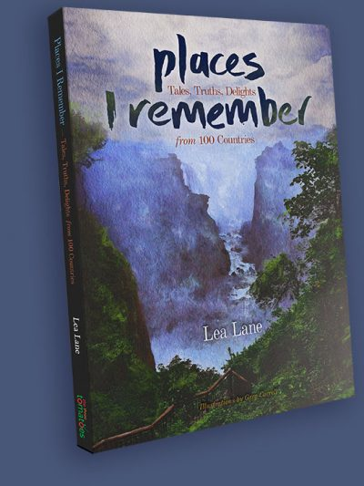 Places I Remember-SOFTCOVER